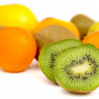 Royalty-Free Stock Photo: Kiwi and other fruits