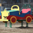 Stock Photo: Playground Car