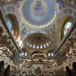 Interior of the Naval Cathedral — Stock Photo