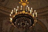 Bronze chandelier — Stock Photo