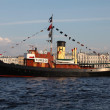 Stock Photo: Steamship
