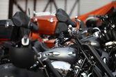 Moto moderna — Foto Stock