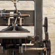 Stock Photo: Printing presses
