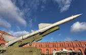 Ballistic missile — Stock Photo