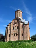 Beautiful orthodox church — Stock Photo