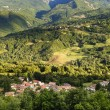 Landscape in the Appennino — Stock Photo