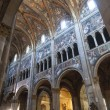 Duomo of Parma, interior — Stock Photo