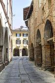 Piazzo di Biella — Stock Photo