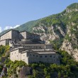 Fortress of Bard (Aosta, Italy) — Stock Photo #10216123