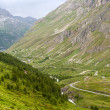 Col de l'Iseran (French Alps), at summer — Stock Photo