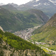Val d'Isere - Stock Photo