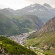 Val d'Isere (French Alps) — Stock Photo