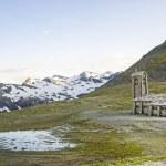 Col de l'Iseran — Stock Photo