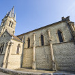 Stock Photo: Cessieu - Church