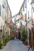 Scansano (Tuscany) — Stock Photo