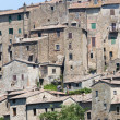 Sorano (Tuscany, Italy) — Stock Photo