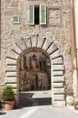 Sorano (Tuscany, Italy) — Stock Photo