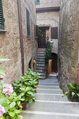 Pitigliano (Tuscany, Italy) — 图库照片