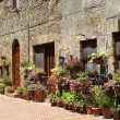 Sovana (Tuscany) — Stock Photo