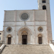 Duomo di Todi - Stock Photo