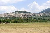 Assisi, panoramic view — Stock Photo