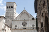Assisi, San Rufino — Foto Stock