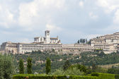 Assisi, panoramic view — Stock Photo