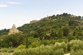 Montepulciano (Siena) — Stock Photo