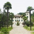 Old villa near Fucecchio (Tuscany) - Stock Photo