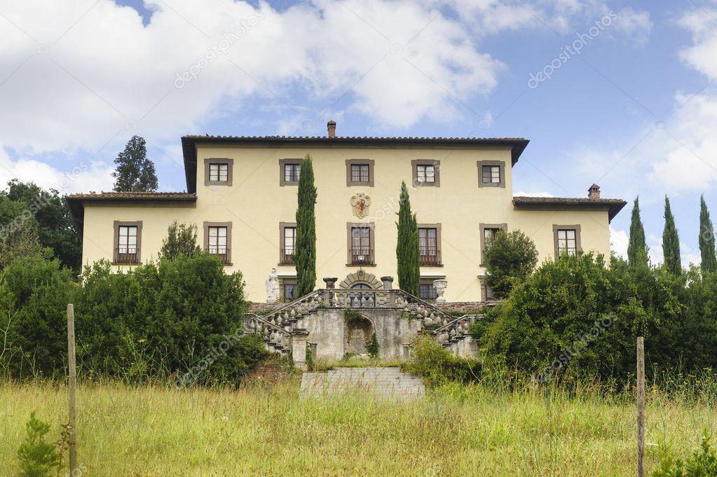 Villa Near Pisa Tuscany