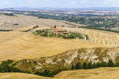 Farm in Val d'Orcia (Tuscany) — Foto Stock