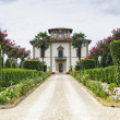 Old villa near Fucecchio (Tuscany) — Stock Photo