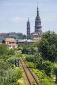 Novara — Fotografia Stock