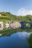 Ponte della Maddalena (Lucca, Tuscany) — Stock Photo