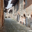 Stock Photo: Ricetto of Candelo (Biella, Italy)