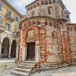 Stock Photo: Biell(Italy) - Baptistery