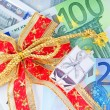 Gift of money — Stockfoto