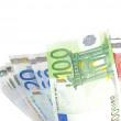 Euro Banknotes — Stock Photo #8605249