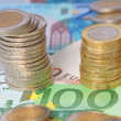 Euro Money — Stock Photo #9034302