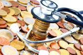 Hälso-och sjukvårdssystemet — Stockfoto