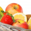 Fresh fruit — Stock Photo #9232555