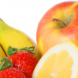 Fresh fruit — Stock Photo #9232700