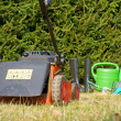 Garden tools — Stock Photo #9632349