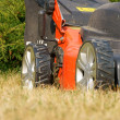 Lawn mower — Stock Photo #9632812