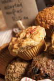 Savoury Muffins — Stock Photo