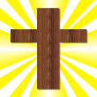 Christian Symbol - Stock Photo