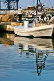 Die yacht — Stockfoto