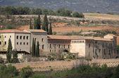 Monasterio de santes creus cerca de tarragona, españa — Foto de Stock