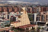 Vista da cidade de alicante, catalunha, espanha — Foto Stock