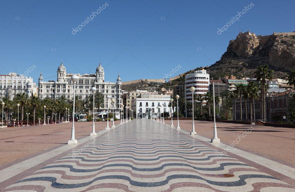 Достопримечательности провинции аликанте испания